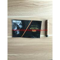 Quality Zipper Resealable Bags For Cigars / Zipper Resealable Pouches For Cigars / Cigar Packaging Wraps for sale