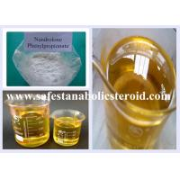 Quality Nandrolone Phenylpropionate NPP Strongest Injectable Anabolic Steroid for Bodybuilding CAS 62-90-8 for sale