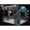2.1 Auto Surrounding HTC Vive Walking Platform / Interactive VR Center Machine for sale