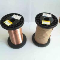 China 5000V Transparent Mylar Film Covered High Frequency Litz Wire With PEW Insulation on sale