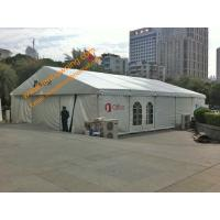 Buy cheap Aluminum Framework and PVC Roof Outdoor Trade Show Event Tent from wholesalers