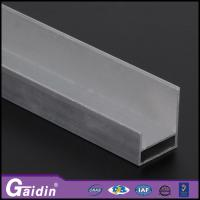 Quality China manafacturer kitchen cabinet door aluminium profile extrusion for sale