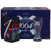 Quality Kronenbourg 1664 French Beer for sale