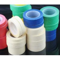 High Temperature Polyester Silicone Masking Tape for Powder Coating for sale