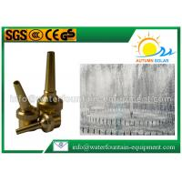 "Buy Brass Outdoor Water Fountain Equipment Garden Water Adjustable Jet G1 / 2"" at wholesale prices"