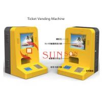 Buy Ticket Vending Top Up Add Value Touch Screen Computer Desktop Kiosk at wholesale prices