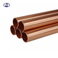 Quality Sanitary Use Copper Refrigeration Tubing Long Service Life High Pressure for sale