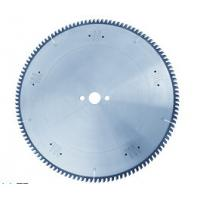 Quality 45 Degrees Cutting Aluminum Alloy Ripping Saw Blade To Cut Non - ferrous Metals for sale