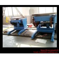 Quality Self-Adjustable Pipe Welding Positioner Vessel Loading 8 Ton T-slots For Clamping for sale