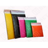 Quality Colored Mailing Pouches Shipping Envelopes With Bubble Wrap for sale