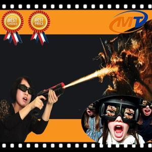 China Hot sale 6dof 6D Cinema equipment 5D cinema 7D cinema Equipment 7d cinema for sale on sale