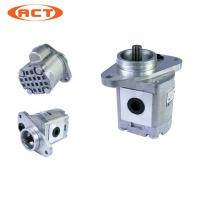 China Hydraulic Pilot Pump Assy / Gear Pump Assembly 4255303 For Excavator Spare Parts on sale