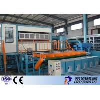 Quality High Efficient Egg Tray Production Line , Egg Box Making Machine 25m*3m*4m for sale