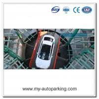 China Motor + Hydraulic Pump Station  + Steel Rope Ring Type Fully Automatic Smart Auto Car Parking System on sale