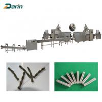 China Dog Food Equipment/dry Pet Dog Food Processing Plant extruder for pet food on sale