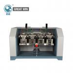 China Maeser Water Penetration Footwear Testing Machine 4 Sets Sampling 90W Motor for sale