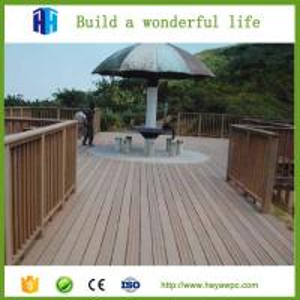 Quality HEYA fireproof wpc building decking sheet composite tiles manufacturer for sale