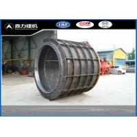 Quality Prestressed Concrete Pipe Mold Pile Steel Mould OEM / ODM Available for sale