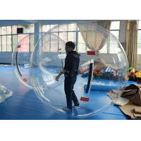 Quality 2m 0.7mm TPU Jumbo Inflatable Water Walking Ball Waterproof for water walking with CE for sale