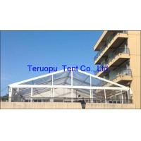 Weather-resistant Attractive tent, transparent marquee wedding party tent 30 x 45 m for sale