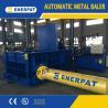 Buy cheap Hydraulic Scrap Metal Baler from wholesalers