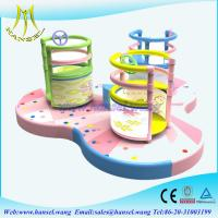 Quality Hansel small indoor soft playground for amusement park for sale
