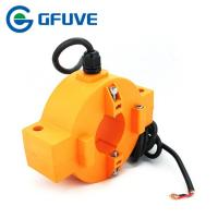 Quality IP68 200/5A High Magnetic Core Clamp Ct Transformer / Split Core CT For Electric Meter for sale