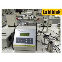 Quality TQD-G1 Package Testing Equipment Air Permeability Tester For Textiles / Fabrics for sale