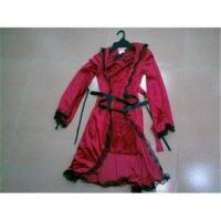 Buy cheap Custom Red Wizard Robe Cosplay Costume for Halloweens from wholesalers