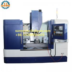 China VMC850 High efficiency Vertical CNC Machining Center Milling Machine on sale