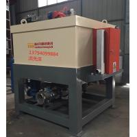 Quality Dry Type Magnetic Drum Separator / Multiple Poles Magnetic Roll Separator for sale