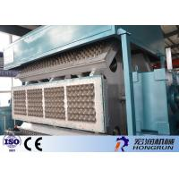Quality Large Capacity Apple Tray Making Machine / Egg Tray Making Machine Long Service Life for sale