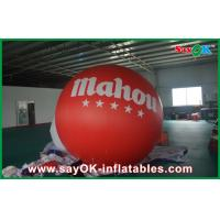 Quality 0.2mm Pvc Promotional Lighting Inflatable Helium Balloon with Print for sale