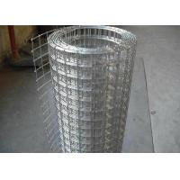 Quality Hot Dip Galvanized Welded Wire Mesh Roll For Wall Protect Warm Or Fence for sale