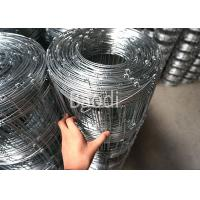 """Buy cheap Galvanized Metal Wire Woven Field Fence Rolls 6"""" Mesh Hole Space Agricultural from wholesalers"""