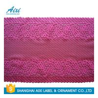 Buy cheap White Guipure Lingerie Lace / Dresses Guipure Lace / Guipure Chemical Lace Fabric Nylon Stretch Lace from wholesalers