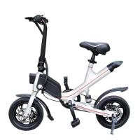 Quality 14 inch High Quality  Folding Electric Bike with Lithium Battery High Speed 25km/h for sale