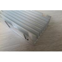 Buy 6063 High Power Silver Aluminum Extruded Heat Sink ROHS Standard at wholesale prices