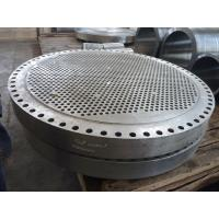 Quality tube sheet Bleed ring square flange for sale