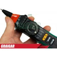 Quality Pen Type Electrical Instruments Auto Range DMM Multitester Voltage Current Test for sale