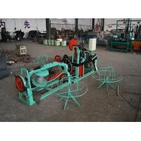 Buy cheap High Production Automatic Double Twist Barbed Wire Mesh Making Machine from wholesalers