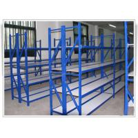 Buy cheap Steel 4 Levels Commercial Metal Racking Medium Duty Shelving 2000 * 600 * 2000MM from wholesalers