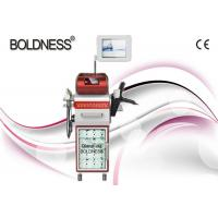 Quality No Pain Professional Galvanic Hair Regrowth Treatment Machine Touch Screen for sale