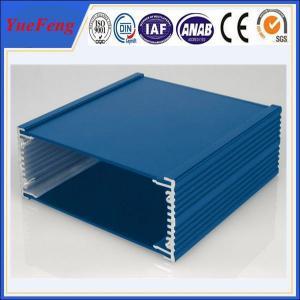 Quality aluminum extrusion factory, aluminum channel price supplier, aluminum enclosure profiles for sale