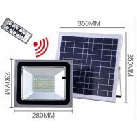Buy cheap Solar street/wall light 50W with remote control from wholesalers