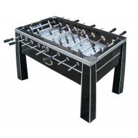 5 FT Soccer Game Table Official Foosball Table With Sturdy Legs / Wood Handle
