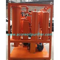 Buy Turbine Oil Filtration Equipment with Varnish Removal System,Oil Dehydration at wholesale prices