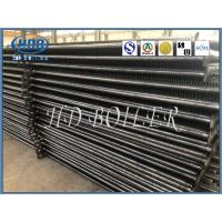Quality Steel Cold Finished Boiler Fin Tube / H Type Finned Tube Heat Exchanger for sale