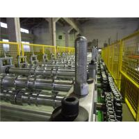 China Steel Structure Metal Deck Roll Forming Machine Cold Roll Former Machine on sale