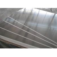 Buy cheap Heat Treatment Aluminium Alloy Sheet Military Industry Structural Material from wholesalers